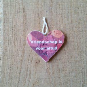 houten-hart-vriendschap-is-voor-altijd