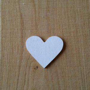 houten-hart-wit